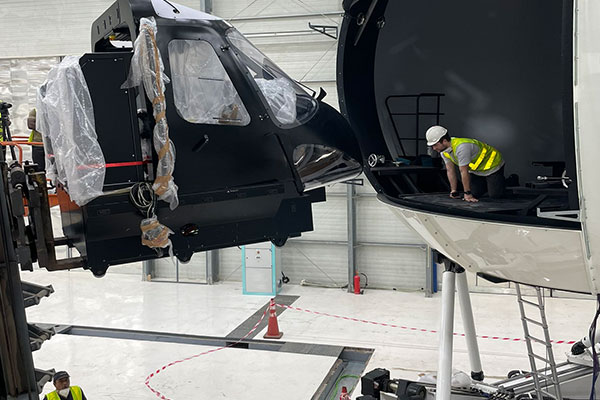 Caverton : Nigeria Becomes First African Country To Launch Sophisticated Helicopter Full Flight Level D Simulator - autojosh