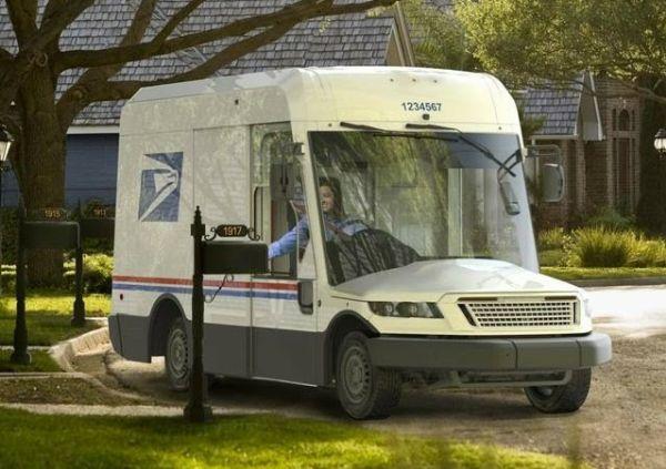The U.S. Postal Service (USPS) Just Ordered 50,000 Oshkosh Delivery Vans - autojosh