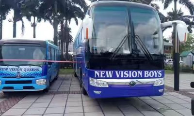 Gov. Wike Of Rivers Presents Yutong Luxury Buses, Ambulances To Rivers United, Rivers Angels Football Clubs - autojosh