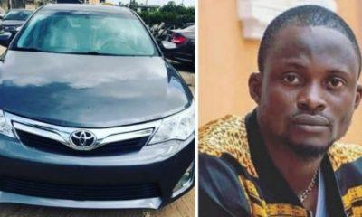 Actor Jigan Babaoja Buys Toyota Camry Worth N5m Naira - autojosh