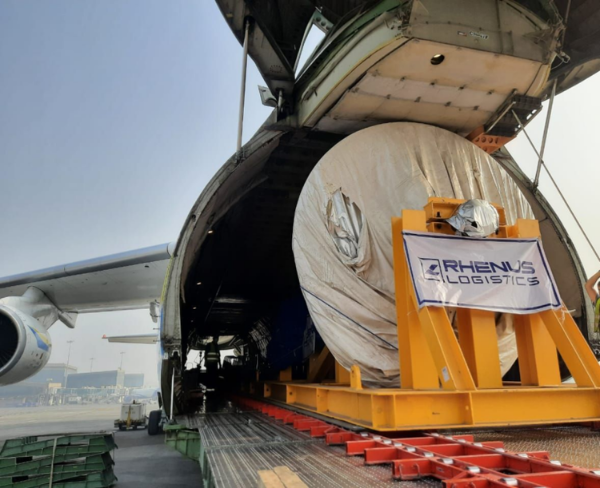 Antonov An-124 Aircraft Carries Massive 54-Tonne Power Generator From Ghana To India For Repairs - autojosh