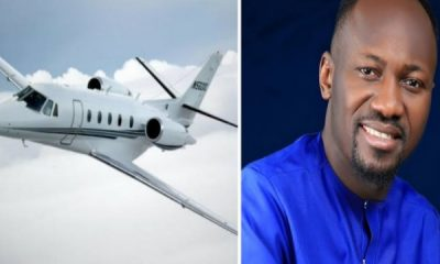 I Bought My Third Jet During COVID-19, I Don't Want It To End, Apostle Suleman Boasts - autojosh