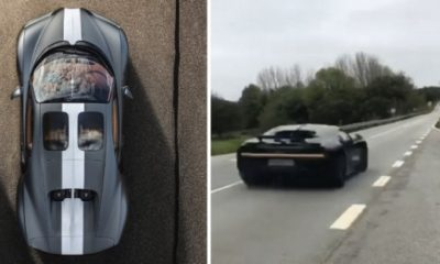 Here Is How It Sounds And Feels When Bugatti Chiron Flyby At 373 Km/h - autojosh