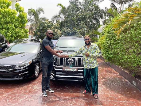 E-Money Celebrates Birthday By Gifting Luxury Cars To Sister And Friends - autojosh