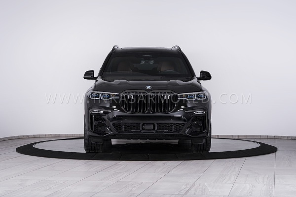 INKAS World's First Armored BMW X7 SUV Is Designed To Handle Hand Grenades And Bullets - autojosh