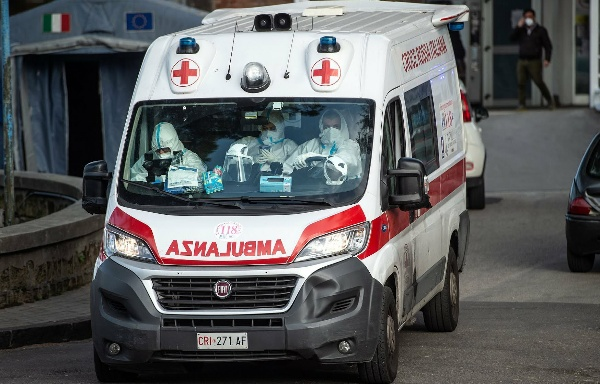 Italian Mafia Orders Ambulance Drivers To Stop Using Sirens Because Drug-dealers Thinks It Is Police - autojosh