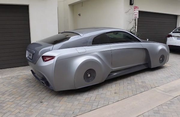 Justin Bieber's Floating Rolls-Royce With Hidden Wheels Is A Head-turning One-off Coupe - autojosh