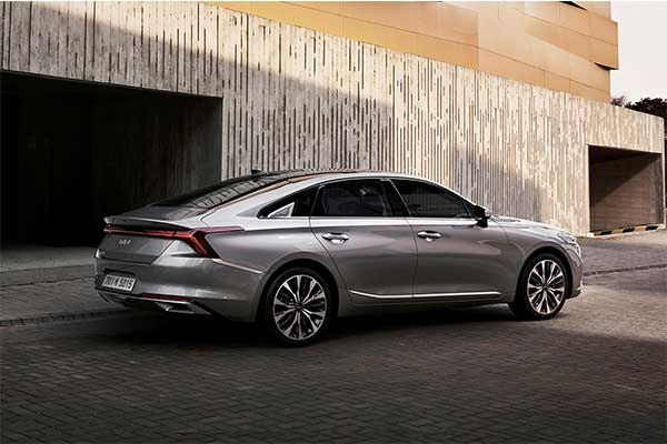 Kia Launches New K8 Sedan To Replace The Outgoing Cadenza