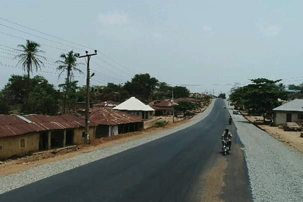 Road Projects In Kogi