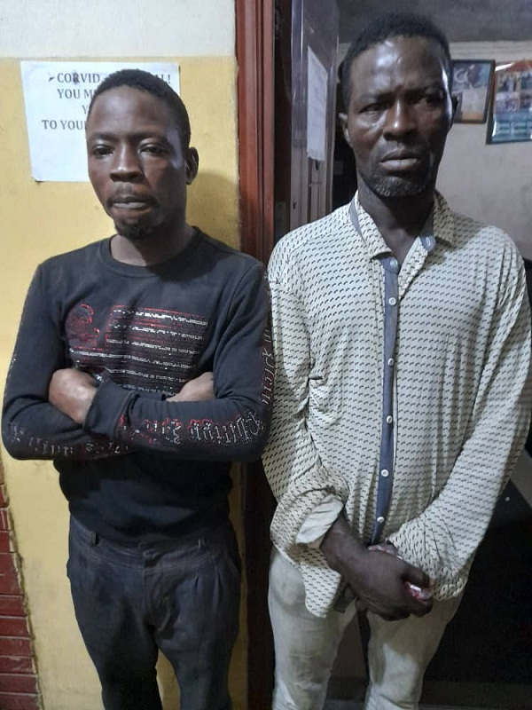 police traffic robbers