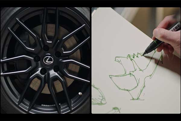 A Lexus You Can Wear? Meet The IS350 F Sport Sneakers