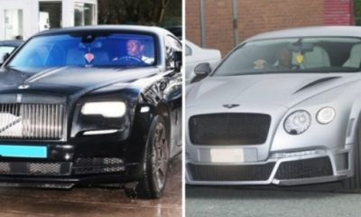 Shocking! Here Is How Much Luxury Cars Owned By Footballers And Celebrities Depreciate After 3 Years - autojosh