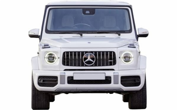 Here's How Mercedes-Benz G-Wagon Looks Like With BMW Front Grille And Audi Four Rings - autojosh