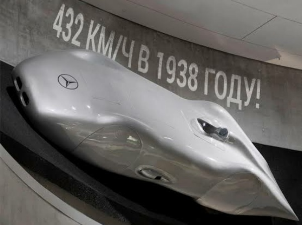 "This Mercedes-Benz W125 ""Rekordwagen"" Held Land-speed Record For 80 Years - autojosh"