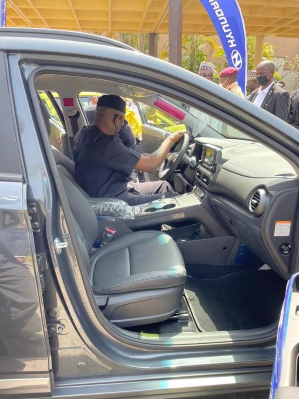 NADDC Launches Hyundai Kona EV, Nigeria's First Locally-assembled Electric Vehicle, In Abuja - autojosh