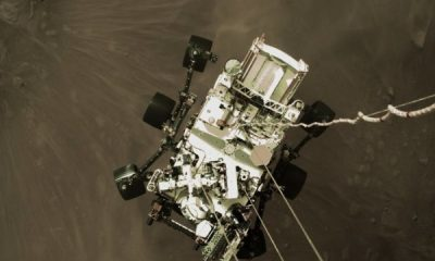 NASA's Perseverance Rover Successfully Lands On Mars, After 7-months, 293 Million Miles Travel - autojosh