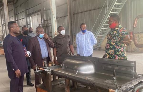 NDDC To Train Niger Delta Youths At Innoson Motors - autojosh
