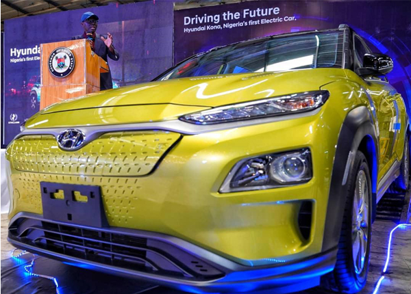 Electric Cars In Nigeria