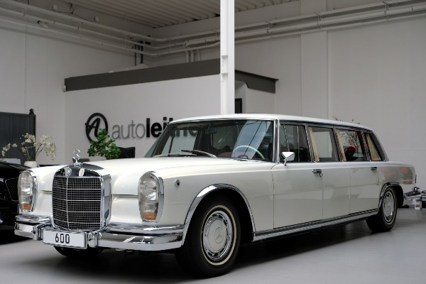 Dictators Favourite, This One-off Mercedes-Benz 600 Pullman Maybach Is Up For Sale For $2.6m - autojosh