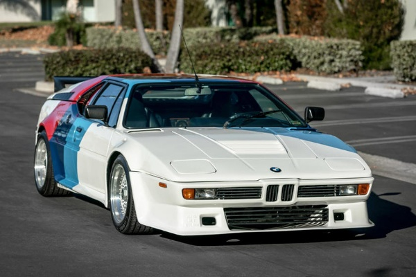 Paul Walker's 1980 BMW M1 Sold For An Eye-popping $500,000 - autojosh