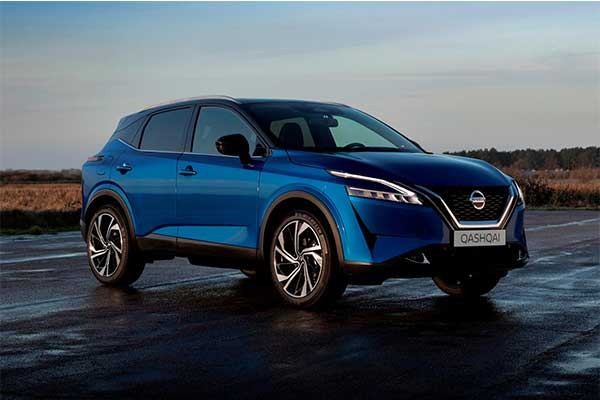 Nissan Launches Another SUV For 2022, The Qashqai And Its Better Than Before