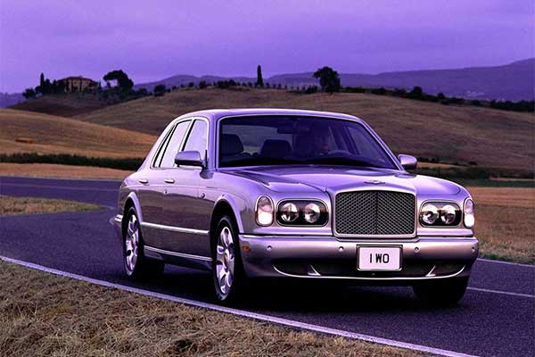 """Rolls Royce To Revive The """"Seraph"""" Nameplate For A Future Vehicle"""