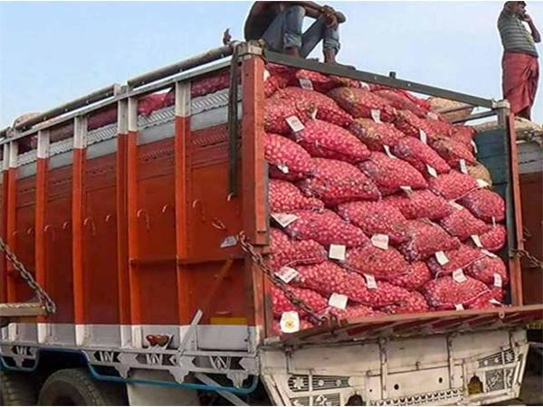Shasa Market onion
