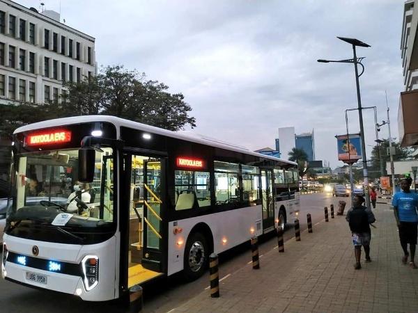 Uganda-owned Kiira Motors Launches Kayoola Electric Solar Bus That Goes 300km Per Charge - autojosh