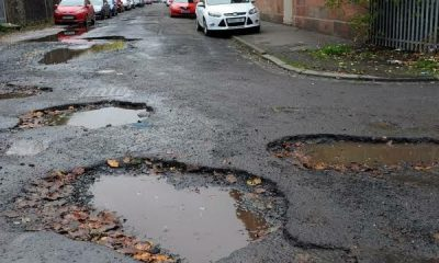 UK Govt To Use £500m To Fix 10 Million Potholes This Year, Here Are The Worst Areas - autojosh
