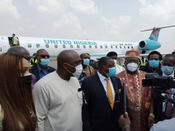 United Nigeria Airlines Commence Operations Today With Inaugural Flight To Enugu - autojosh