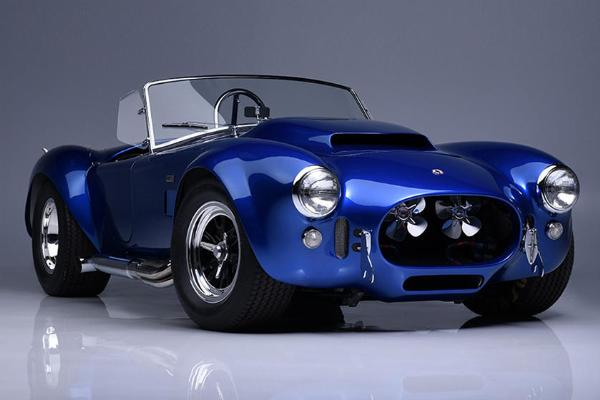Someone Just Bought This 1966 Cobra 427 Super Snake For $5.5 Million - autojosh