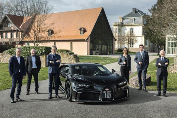 Bugatti Sets Record First Quarter, 50 Chirons Still Available For Order - autojosh