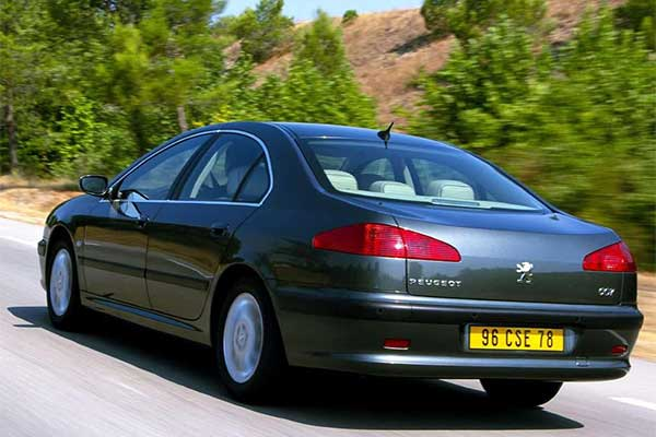 Throwback Thursday: Peugeot 607 A Luxury Sedan That Was Good And Bad