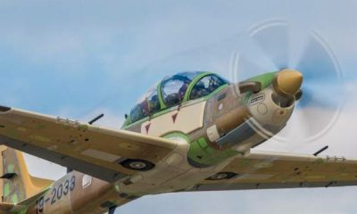 6 Super Tucano Attack Aircrafts For NAF To Arrive Nigeria In 4-months — Presidency - autojosh