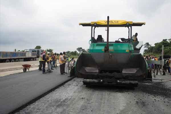 Abuja- Keffi Expressway