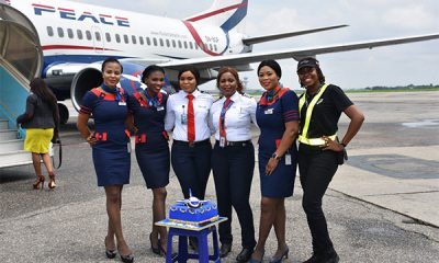 Air Peace Receives Brand New Embraer 195-E2 Aircraft, The Second Of 13 It Ordered In 2019 - autojosh