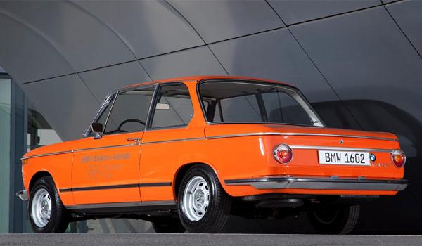 First BMW electric car