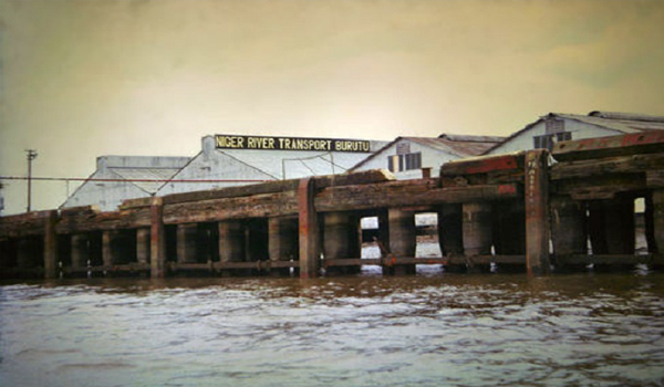 Burutu Port