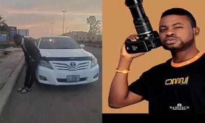 EKSU 2018 Best Graduating Student Who Got N100 As Prize Acquires Exotic Car - autojosh