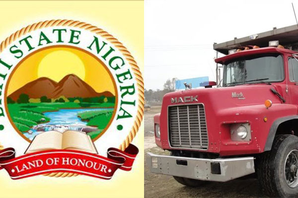 Ekiti State Govt Presents Letter Of Recognition To Union Of Tippers And Quarry Employers Of Nigeria - autojosh
