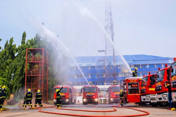 Firefighting Vehicles