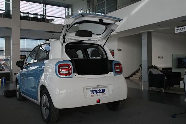 Great Wall Motors Unveils 'World's Cheapest Electric Car,' ORA R1 To Cost Less Than N4 Million, $9,000, (PHOTO)