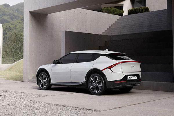 KIA To Unveil All-new EV6 All-electric Car On 31st March 30, 2021 - autojosh