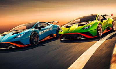 Lamborghini Sets To Debut Two New V12 Supercars This Year - autojosh
