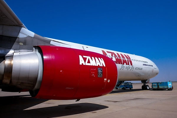 Azman Air owes the NCAA the sum of N1,545,262,120.31 service charges as of December 2020, the regulatory body has said.