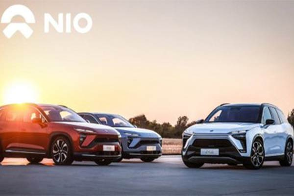 NIO To Temporarily Suspend Electric Car Production Due To Shortage Of Semiconductor (PHOTO)