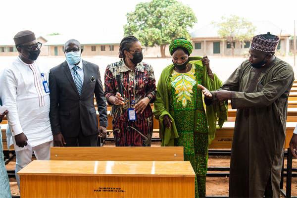 PAN Donates Classroom Equipment To Govt Secondary School In Kaduna - autojosh