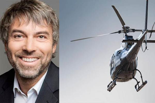 Richest Czech Man Amongst 5 Killed In Alaska Helicopter Crash (PHOTO)