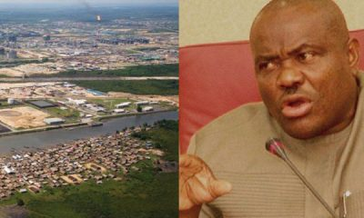 Rivers State Governor Wike Accuses FG Of Its Unwillingness To Construct Bonny Deep Seaport Project - autojosh