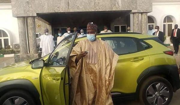 First Electric Car Assembled In Nigeria